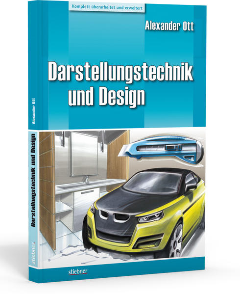 Darstellungstechnik und Design als Buch von Ale...