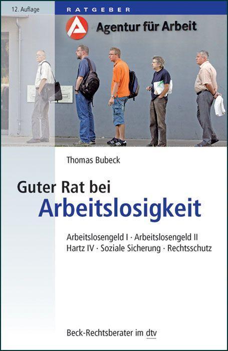 Guter Rat bei Arbeitslosigkeit als Taschenbuch ...