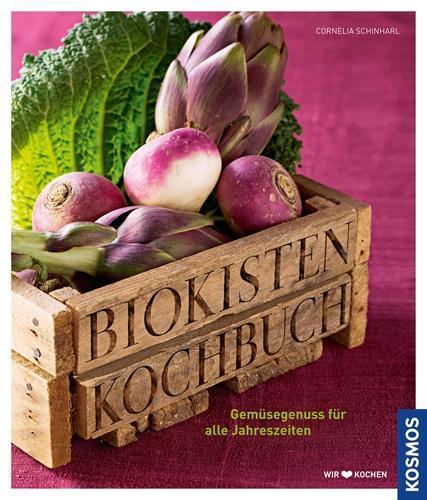 Biokisten Kochbuch als Buch von Cornelia Schinharl