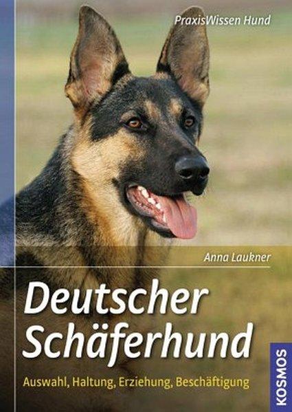 Deutscher Schäferhund als Buch von Anna Laukner