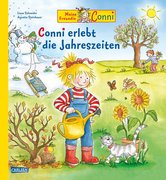 Conni Bilderbücher: Conni erlebt die Jahreszeiten