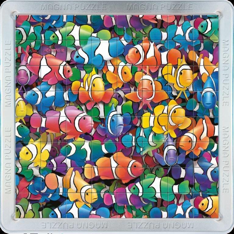 1000 Stück Heye Fischschwarm Puzzle Hy29779 Puzzlespc Shoal Fish