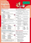 PONS Englisch 5. Klasse auf einen Blick