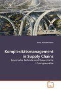 Komplexitätsmanagement in Supply Chains
