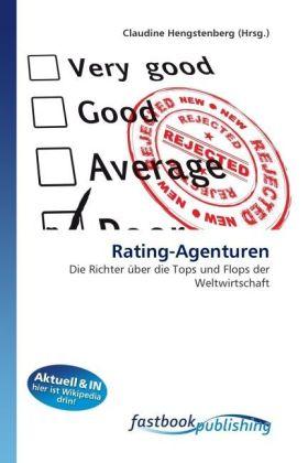 Rating-Agenturen als Buch von