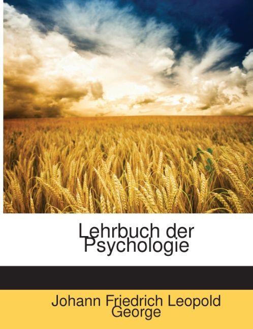 Lehrbuch Der Psychologie als Taschenbuch von Jo...