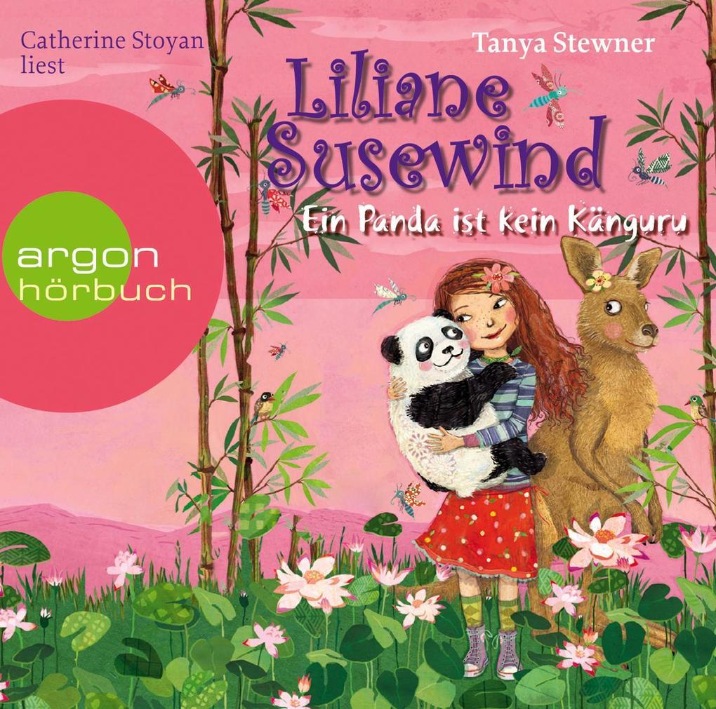 Liliane Susewind - Ein Panda ist kein Känguru a...