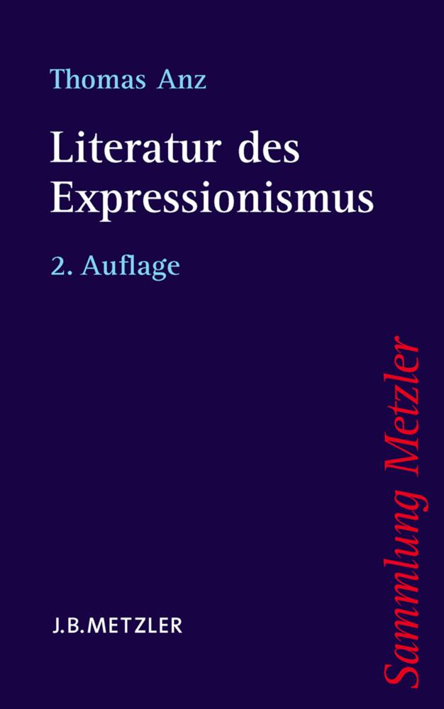 Literatur des Expressionismus als Taschenbuch