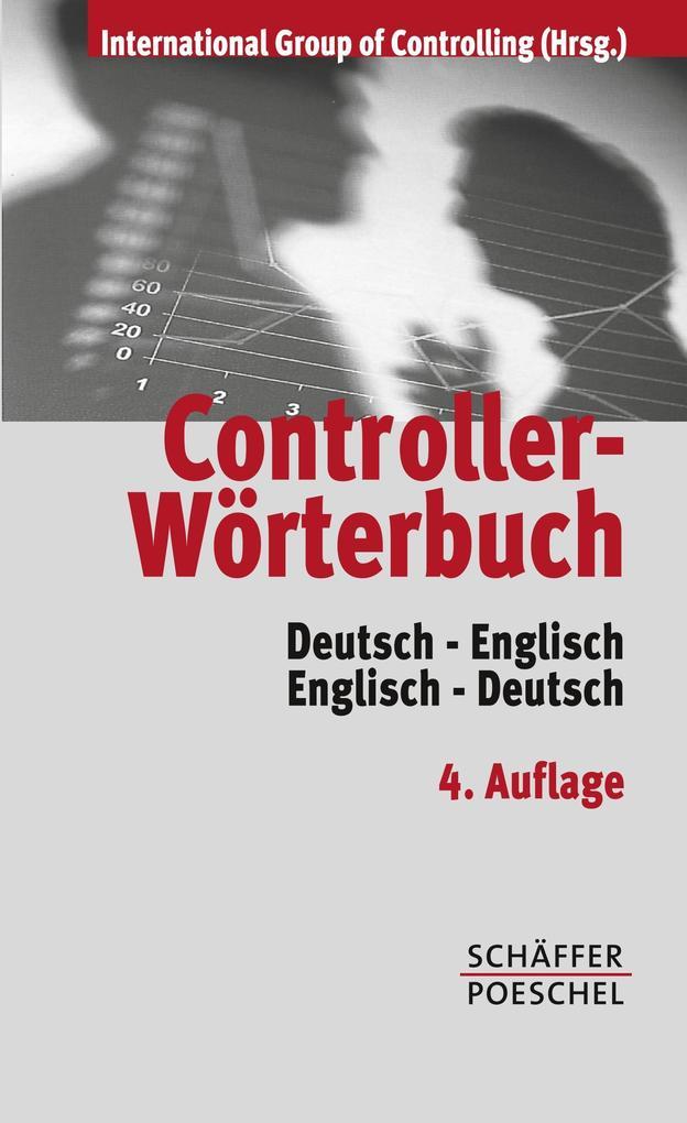 Controller-Wörterbuch. Deutsch-Englisch / Englisch-Deutsch als Buch