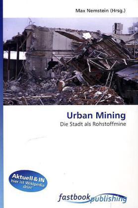 Urban Mining als Buch von