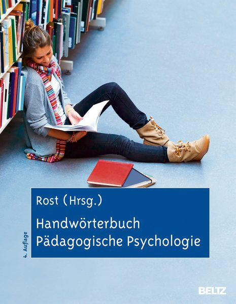 Handwörterbuch Pädagogische Psychologie als Buc...