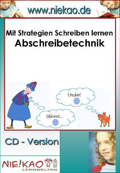 Mit Strategien Schreiben lernen - Abschreibetec...