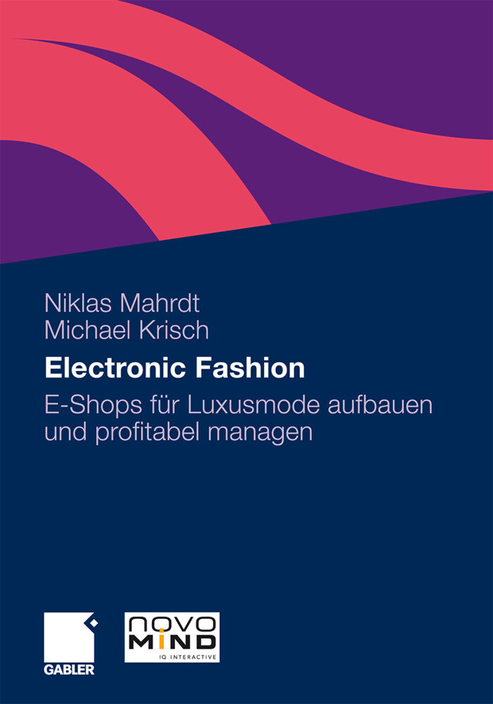Electronic Fashion als Buch von Niklas Mahrdt, ...