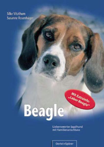 Beagle als Buch von Silke Vitzthum, Susanne Ros...