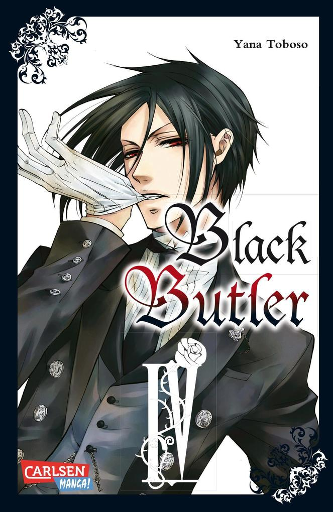 Black Butler 04 als Buch