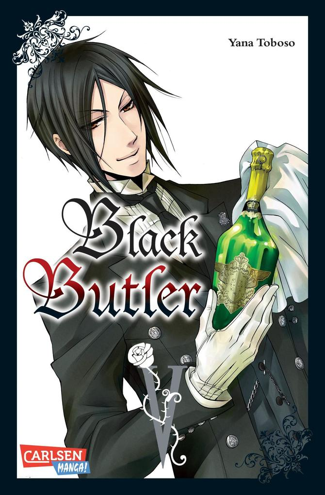 Black Butler 05 als Buch
