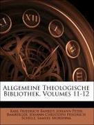 Allgemeine Theologische Bibliothek, Volumes 11-12
