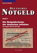 Die Notgeldscheine der deutschen Inflation