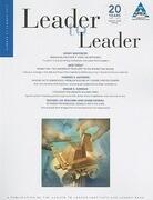 Leader to Leader (Ltl), Volume 57, Summer 2010