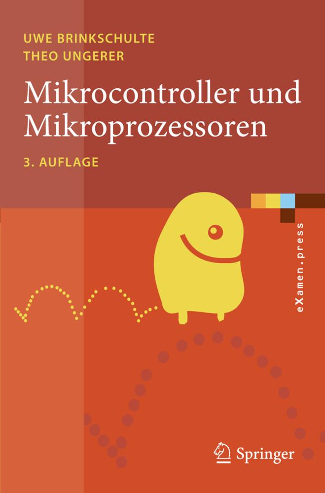 Mikrocontroller und Mikroprozessoren als Buch v...