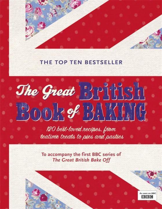 The Great British Book of Baking als Buch von L...