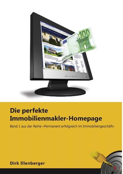 Die perfekte Immobilienmakler-Homepage als Buch...