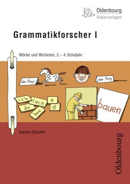 Grammatikforscher I als Buch von Sandra Duscher