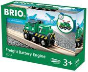 BRIO Bahn - Batterie-Frachtlok
