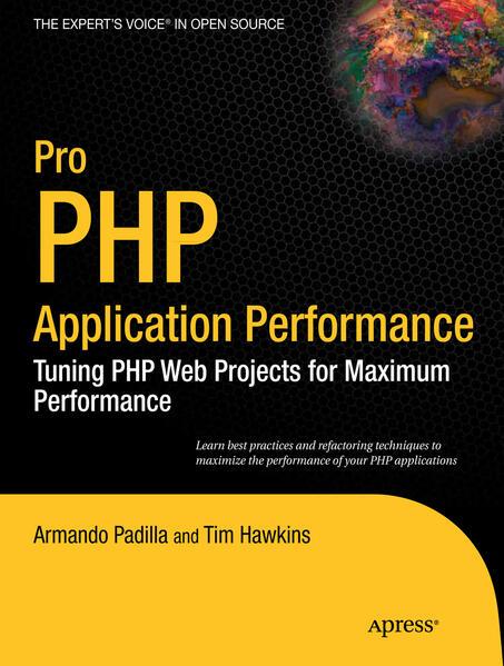 Pro PHP Application Performance als Buch von Du...