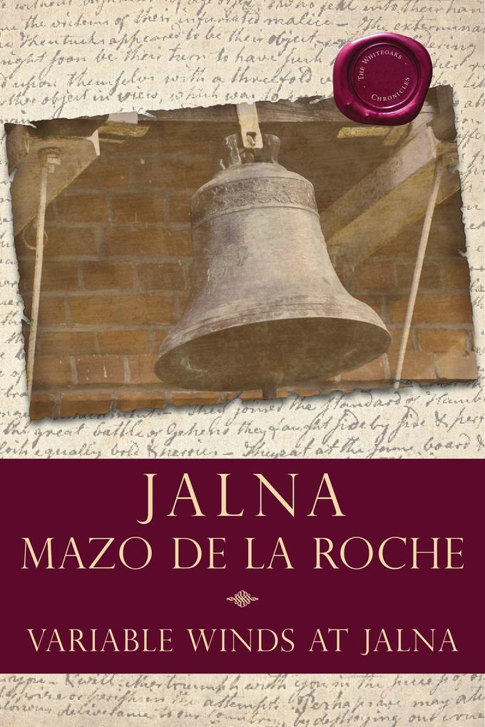 Variable Winds at Jalna als Taschenbuch