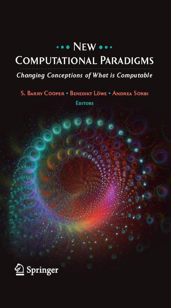 New Computational Paradigms als eBook Download von