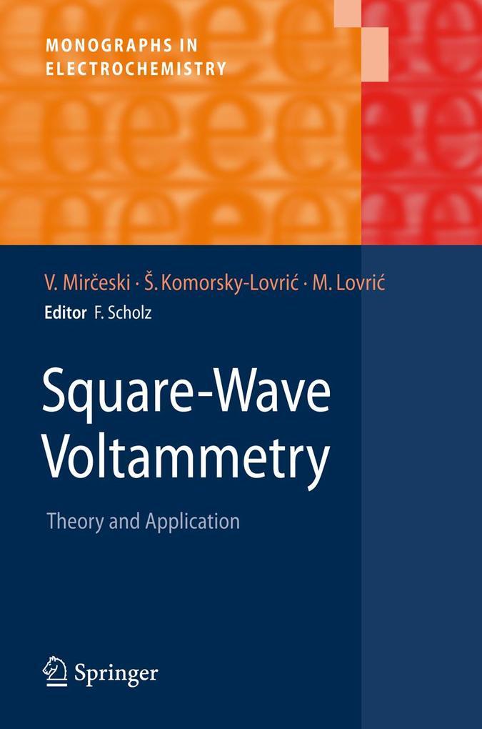 Square-Wave Voltammetry als eBook Download von ...