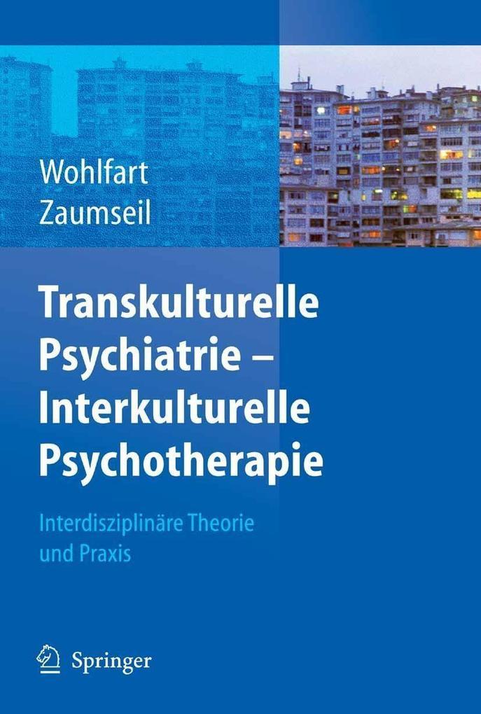 Transkulturelle Psychiatrie - Interkulturelle P...