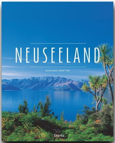 Neuseeland als Buch von Roland F. Karl, Roland ...