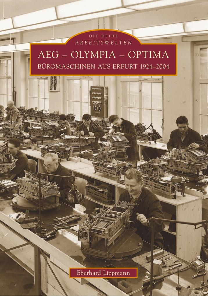 AEG - Olympia - Optima als Buch von Eberhard Li...