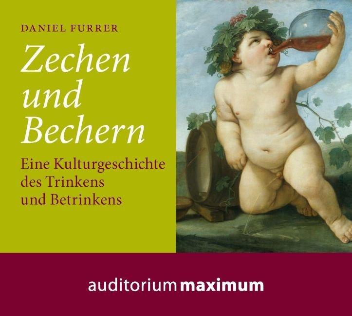 Zechen und Bechern, 1 Audio-CD als Hörbuch CD v...