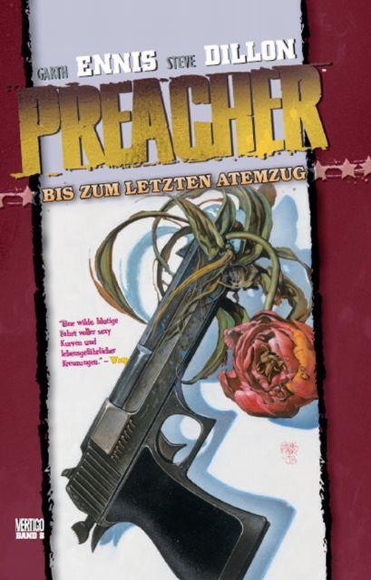 Preacher 08 - Bis zum letzten Atemzug als Buch