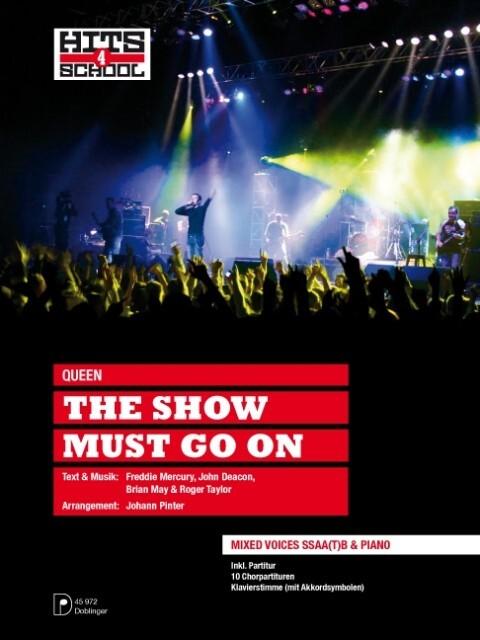 The Show Must Go On als Buch von Queen