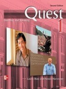 Quest Level 1 Listening and Speaking Student Book with Audio Highlights [With Access Code]