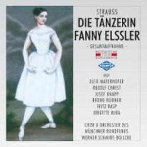 Die Tänzerin Fanny Elssler