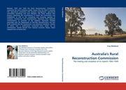 Australia's Rural Reconstruction Commission