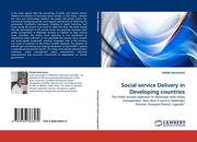 Social service Delivery in Developing countries