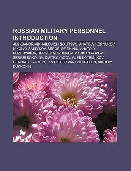 Russian military personnel Introduction als Tas...