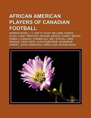 African American players of Canadian football a...