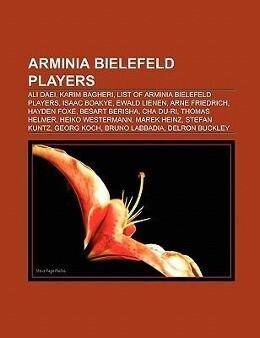 Arminia Bielefeld players als Taschenbuch von