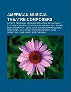 American musical theatre composers als Taschenb...