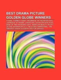 Best Drama Picture Golden Globe winners als Tas...