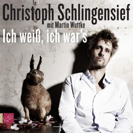 Ich weiß, ich war´s als Hörbuch CD von Christop...