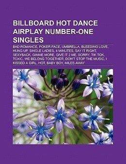 Billboard Hot Dance Airplay number-one singles ...