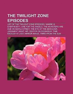 The Twilight Zone episodes als Taschenbuch von